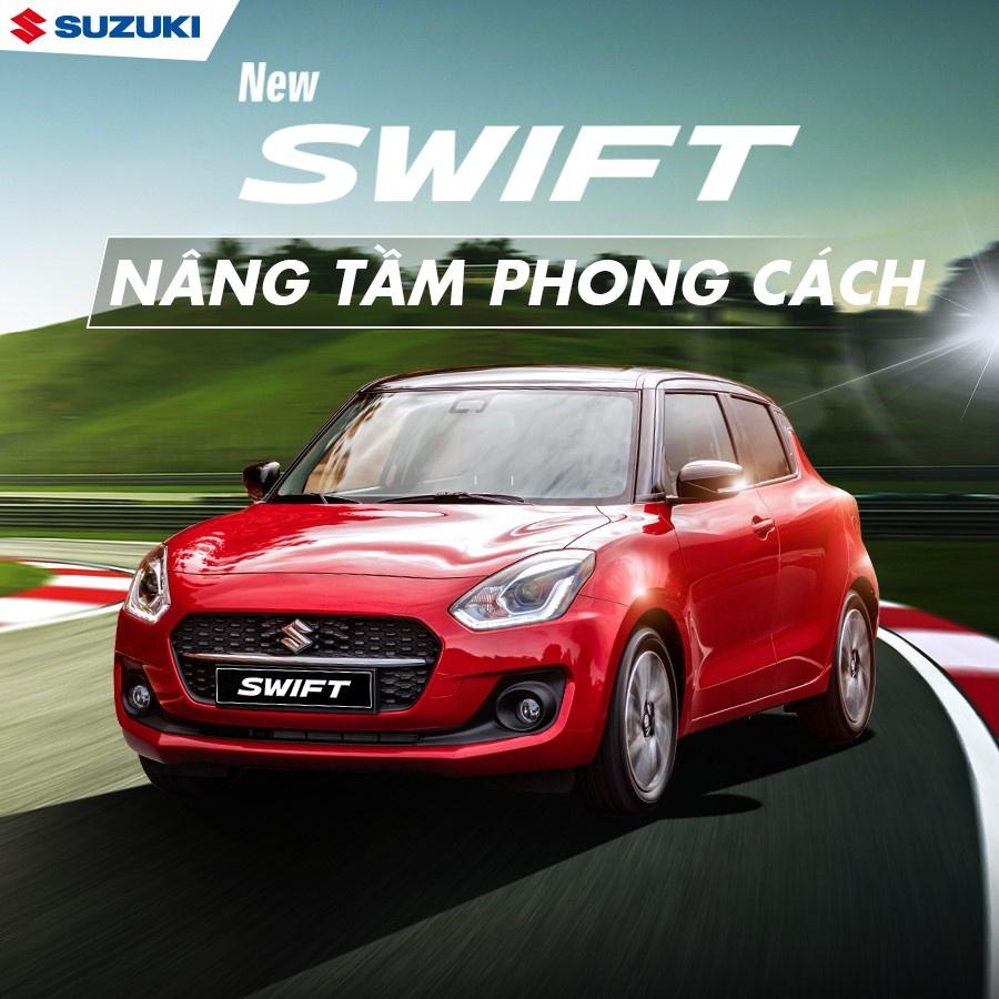 Suzuki SWIFT KHUYẾN MÃI THÁNG 10