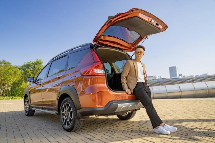 Suzuki XL7 là mẫu xe lý tưởng đồng hành cùng chủ nhân trong công việc cũng như khẳng định cá tính chủ nhân.
