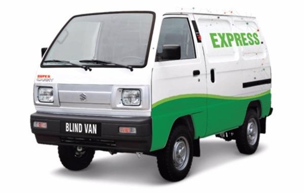 Đầu xe Blind Van