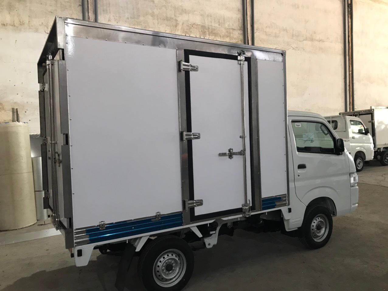 Xe Carry Pro cấu tạo chắc chắn, vận hành êm ái