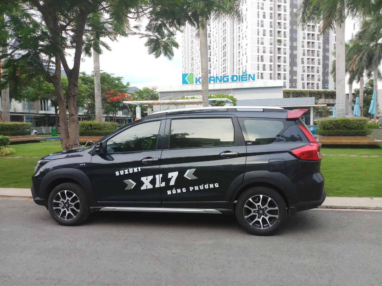 Xe ô tô Suzuki XL7 thiết kế sang trọng, tinh tế trong từng chi tiết