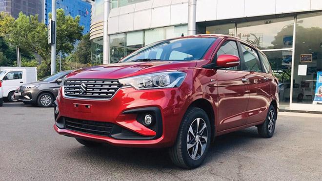 Giá xe Suzuki Ertiga lăn bánh mới nhất tháng 9/2020 - 4