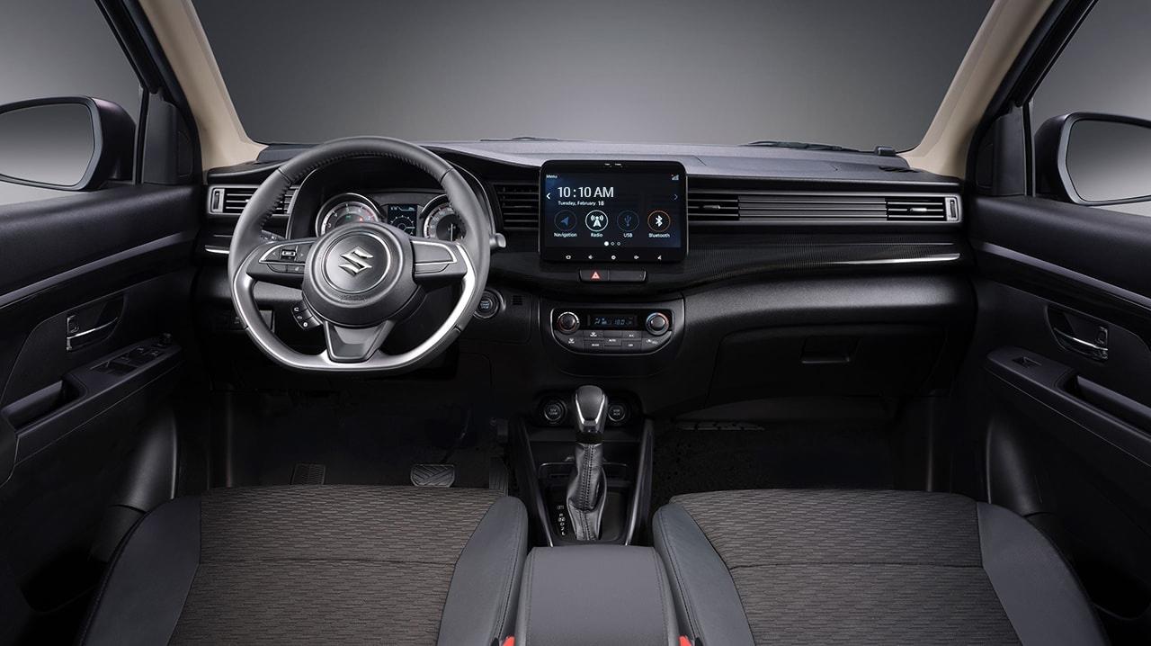 Suzuki XL7 2020 được trang bị hệ thống âm thanh cực chất, hiện đại