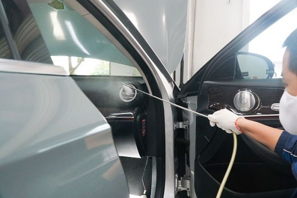 Khử mùi ô tô hiệu quả như thế nào?