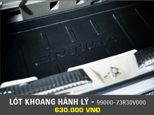 Lót khoang hành lý Suzuki Ertiga