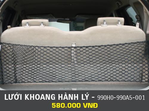Lưới khoang hành lý Suzuki Ertiga