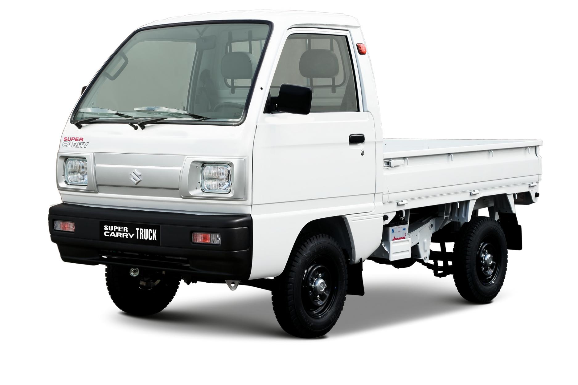 Super Carry Truck Euro IV - Xe bán tải nhẹ hàng đầu Việt Nam